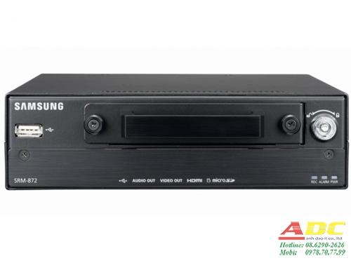 Đầu ghi hình camera IP 8 kênh SAMSUNG SRM-872